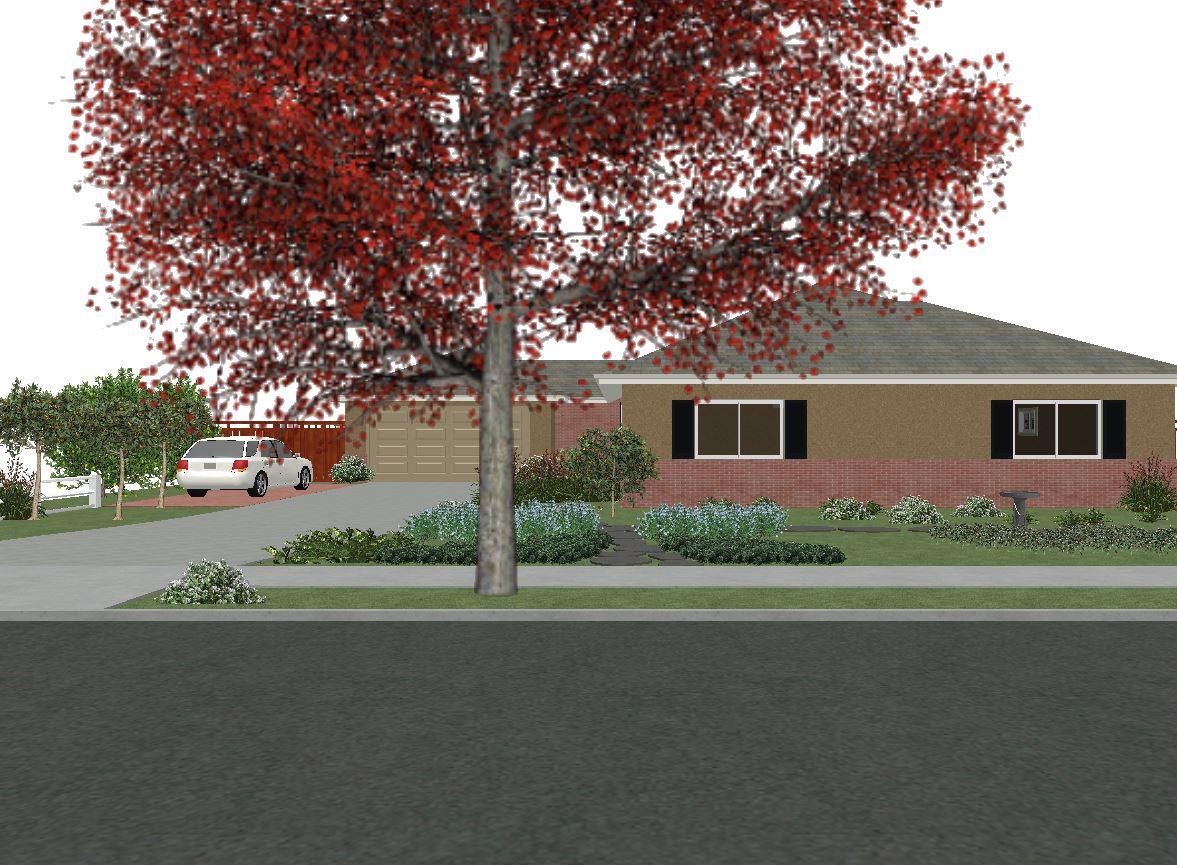 Lawnless At Last Willow Glen La Peluso Designs